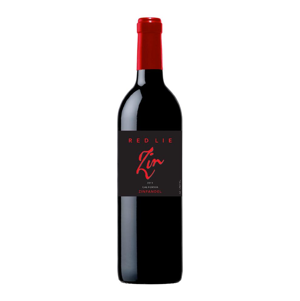 Bottle RedLie Zin 2011